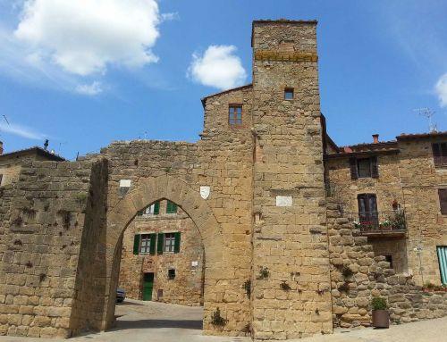 Borgo di Monticchiello – Pienza SI