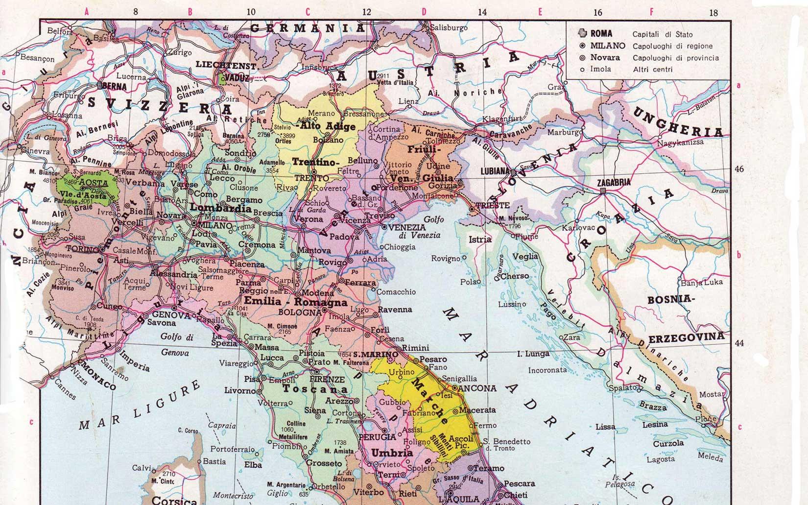 Cartina Politica Italia Verona.A Strisce Fattibile Relitto Cartina Italia Fiumi Amazon Agingtheafricanlion Org