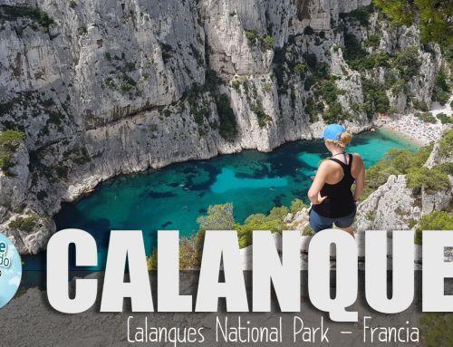 Calanques National Park (Francia)