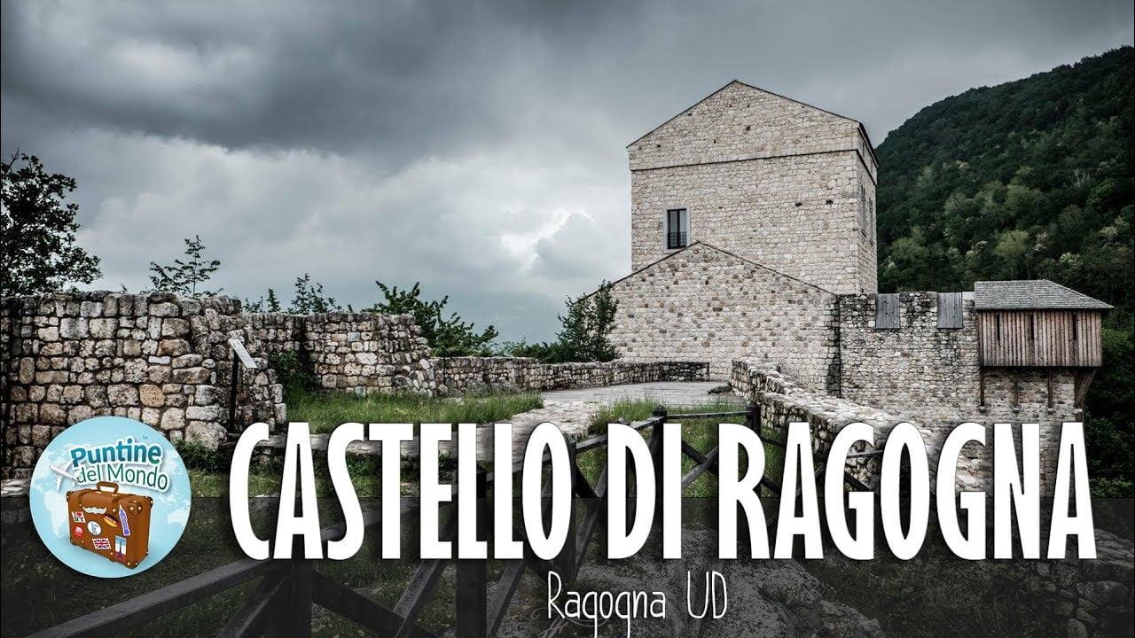 Castello di Ragogna UD (Friuli Venezia Giulia) in Camper