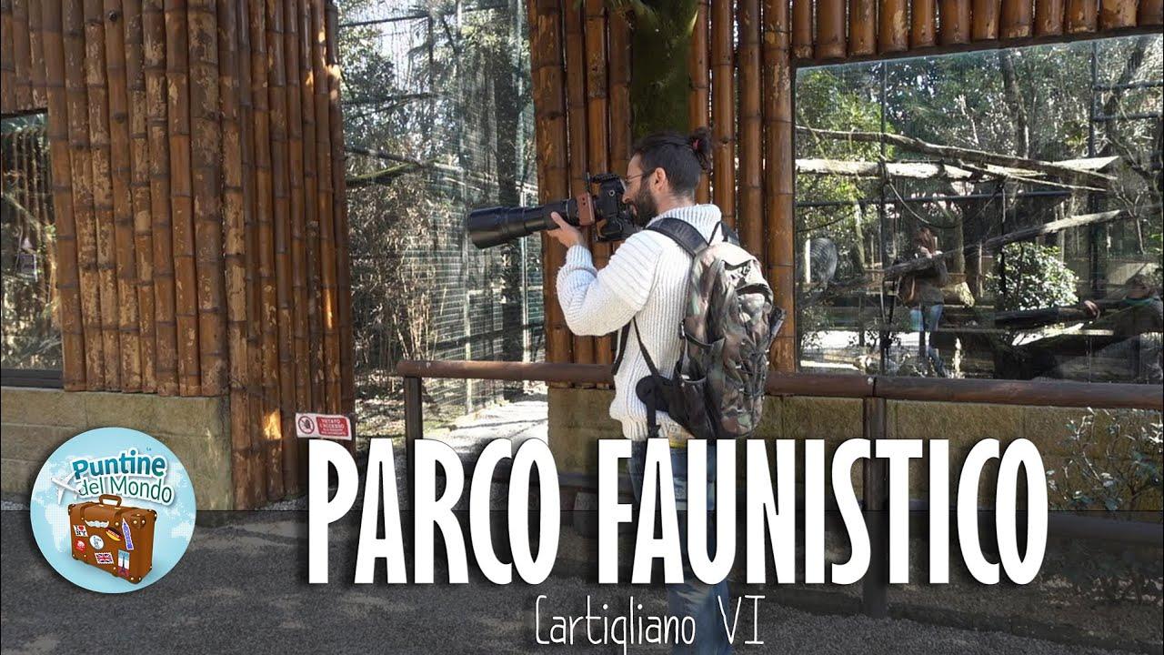 Zoo Parco Faunistico Cappeller a Cartigliano VI in Camper