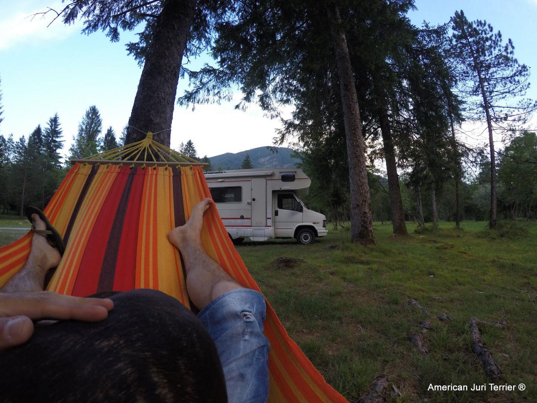 Tramonti di Sotto PN in camper