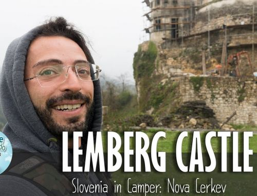 Castello Grad Lemberg – Nova Cerkev (Slovenia)