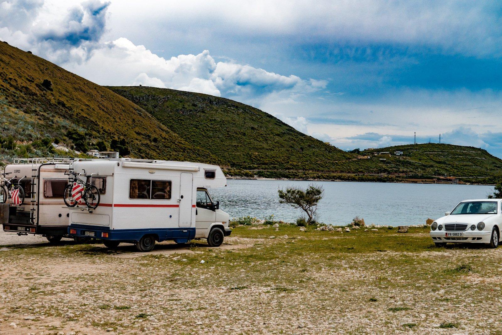 Albania in camper tra spiagge e strade panoramiche