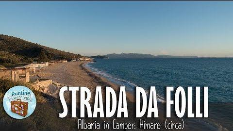 Albania in Camper e spiagge