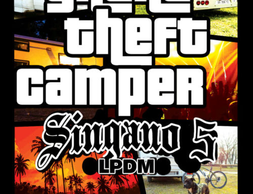 Locandina Grand Theft Camper