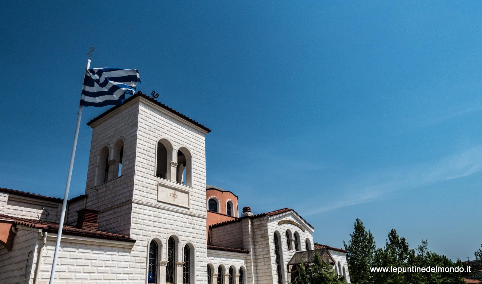 Salonicco Thessaloniki Grecia