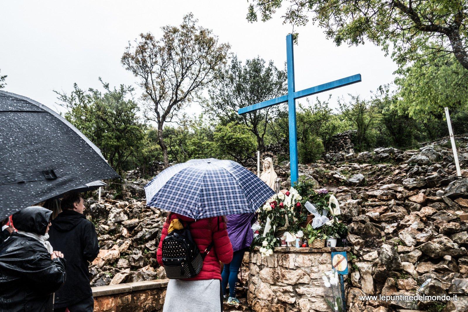 medjugorje medjugoria apparizioni madonna santuario collina della apparizioni bosnia ed erzregovina