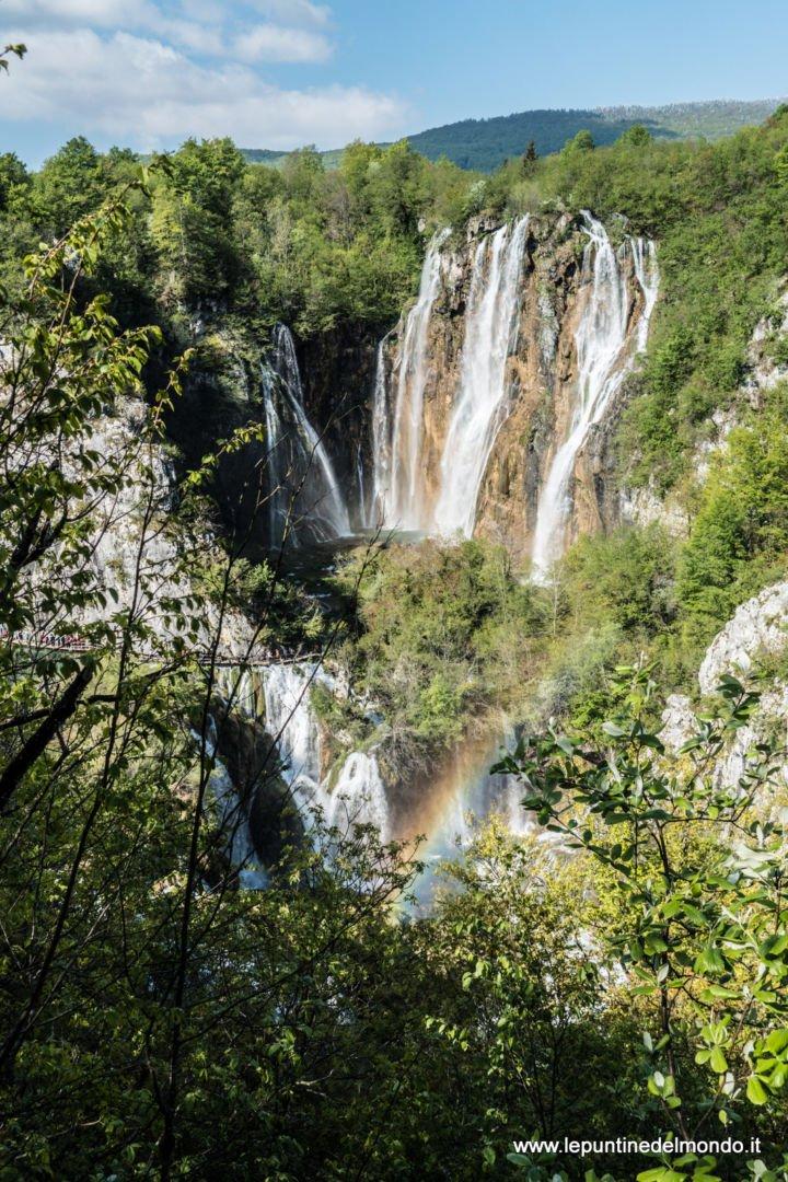 Parco Nazionale dei Laghi di Plitvice Croazia Plitvice National Park