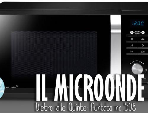 Forno Grill e Microonde 2in1 in Camper