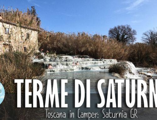Terme Naturali di Saturnia ed Area Camper – Saturnia GR