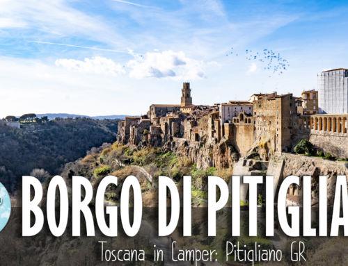 Un Borgo Toscano da film – Pitigliano GR